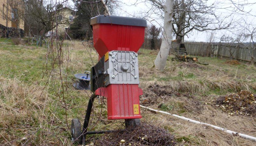 Kleiner Ratgeber - Gartenhäcksler