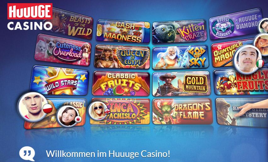 Huuuge-Casino - Abzocke?